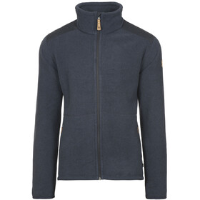 Fjällräven Sten Fleece Jacket Men dark navy